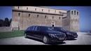 Mercedes Maybach S650 Pullman