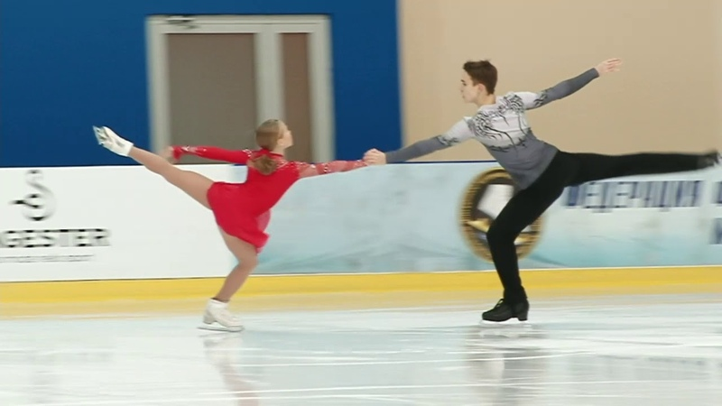 КР 2018 -5 MC КП Анастасия МУХОРТОВА / Дмитрий ЕВГЕНЬЕВ