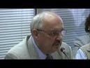 Круглый стол о геноциде Комков Сергей Константинович 2010 06 10 15