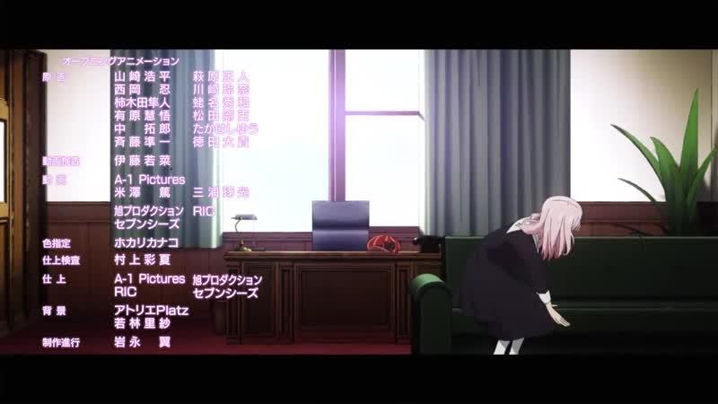 """Chikas Dance. Kaguya-Sama """"Love is War"""" 1080p"""