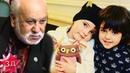 ДЕТИ ФИЛИППА КИРКОРОВА Дети Киркорова поздравляют деда Бедроса Киркорова с юбилеем