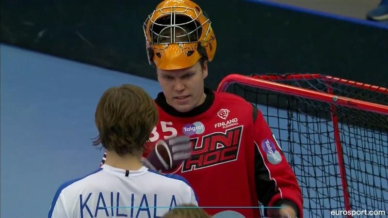 Maalikooste: Tsekki–Suomi 2-5 (Miehet)