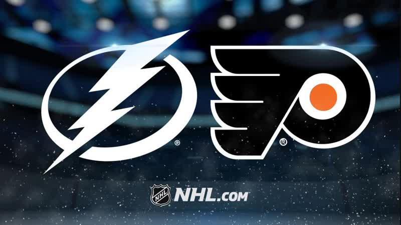 Полный матч: Tampa Bay Lightning vs Philadelphia Flyers - 18 Ноября , 2018