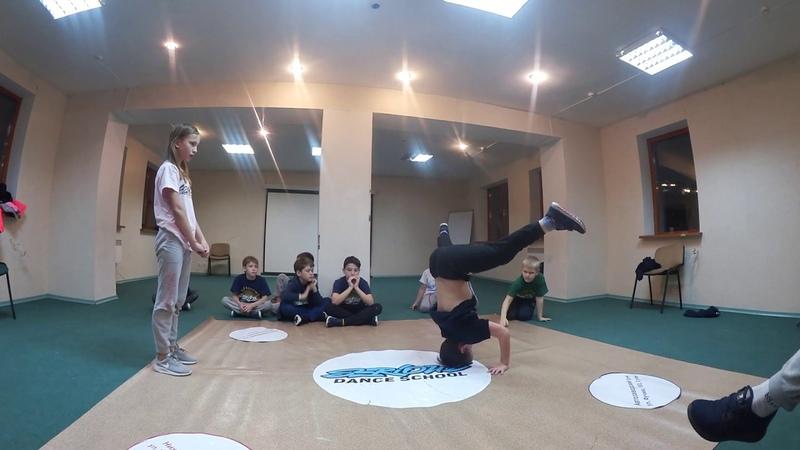 ДРУЖНЫЙ БАТТЛ 2019 l Школа брейк данса Нижний Новгород SERIOUS DANCE SCHOOL