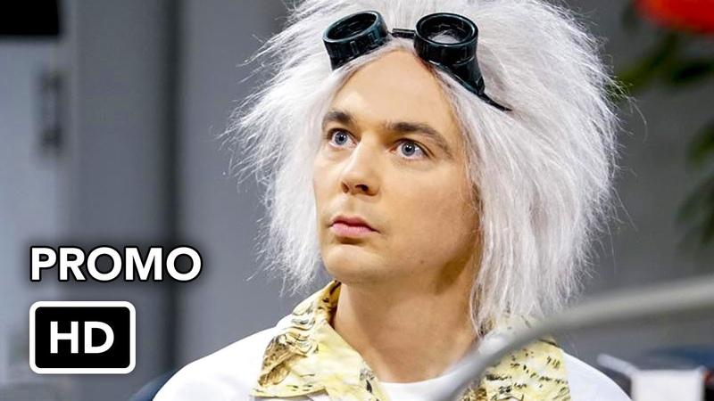 The Big Bang Theory 12x06 Promo The Imitation Perturbation (HD)