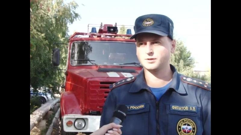 пожарник об опасностях отопительного сезона