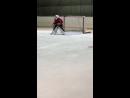 Тренировка в Айс Парк