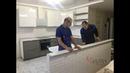 Чили Мебель Установка кухни