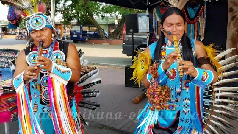 Bailando el arco iris - sanjuanito - Camuendo Mashicuna - WUAUQUIKUNA