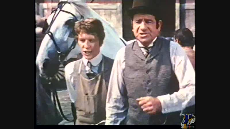 02. Walter Matthau And Barbra Streisand . It Takes A Woman (Hello, Dolly!, 1969)