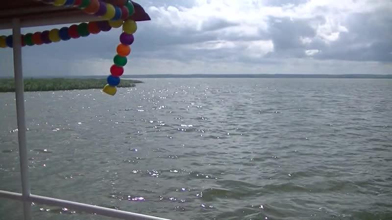 По озеру Неро на катамаране 1.