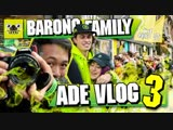 Barong Family ADE Vlog #3 SIHK GETS A YELLOW CLAW TATTOO AT THE POP UP STORE