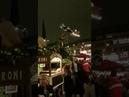 Новый Год в Италии, Санта в небе на оленях