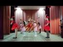 Танец Куклы младшая группа хореографического ансамбля Тополек