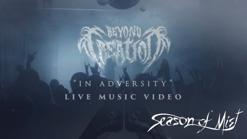 Beyond Creation In Adversity official live music video