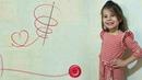 МК по пошиву детского бархатного платья с рукавами и рюшами Часть 2