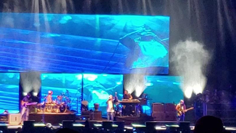 Wish You Were Here - Incubus LIVE at The Glen Helen Amphitheater - San Bernardino, CA 10132018