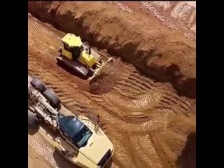 Земляные работы! Процесс производства работ.