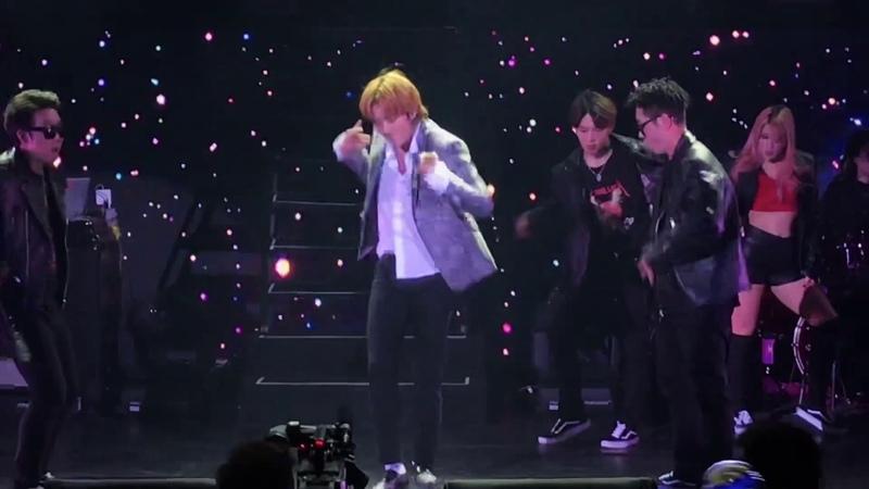 190127《Thank You》Lee Joon Gi 李準基 이준기 _ Delight Asia Tour in Taipei,Taiwan