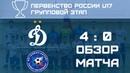 Обзор матча Динамо 2001 г р Алмаз Антей