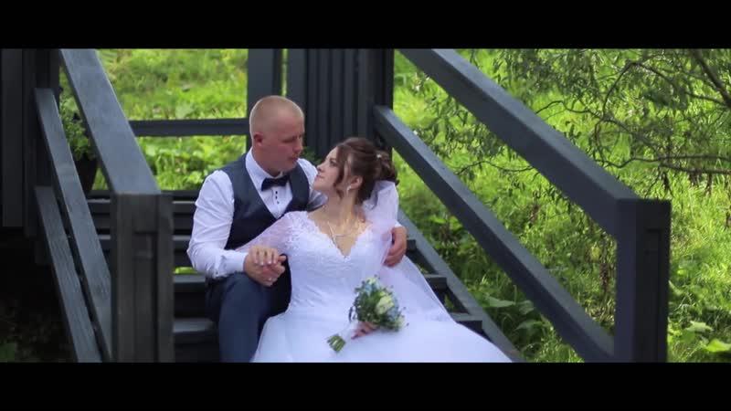 Иван Дарья свадебный клип