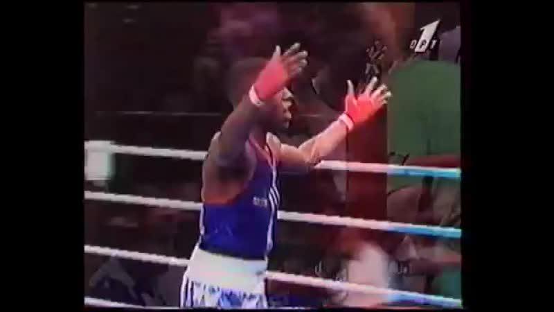 Floyd Mayweather - Serafim Todorov 1996 floyd mayweather - serafim todorov 1996