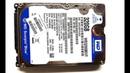 Жесткий диск WD Western Digital Scorpio Blue - почистил контакты и винт как новый