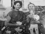 Любимая мама, бабушка, прабабушка с Юбилеем