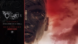 "BORN OF OSIRIS on Instagram: ""You are listening to Analogs In A Cell. THE SIMULATION is out in ONE WEEK! You can snag pre orders and merch/album bu..."