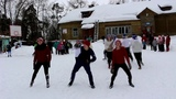 Лыжню, уступите парю лыжню скорей! - театр балета