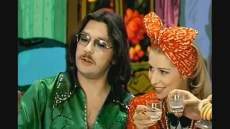 Приходи-ка на чаек, выпьем водочки - Балаган Лимитед (Че те надо) 2001 (В.Окороков - М.Танич)