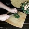 Завтрак • Воздушные оладьи из кабачков с укропом