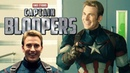 Gags War | Chris Evans is Captain of the Bloopers