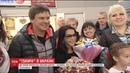 До Києва прилетіла акторка яка зіграла рабиню Ізауру у відомій теленовелі