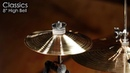 Meinl Cymbals C8BH Classics 8 High Bell Cymbal