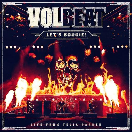 Volbeat альбом The Everlasting (Live from Telia Parken)
