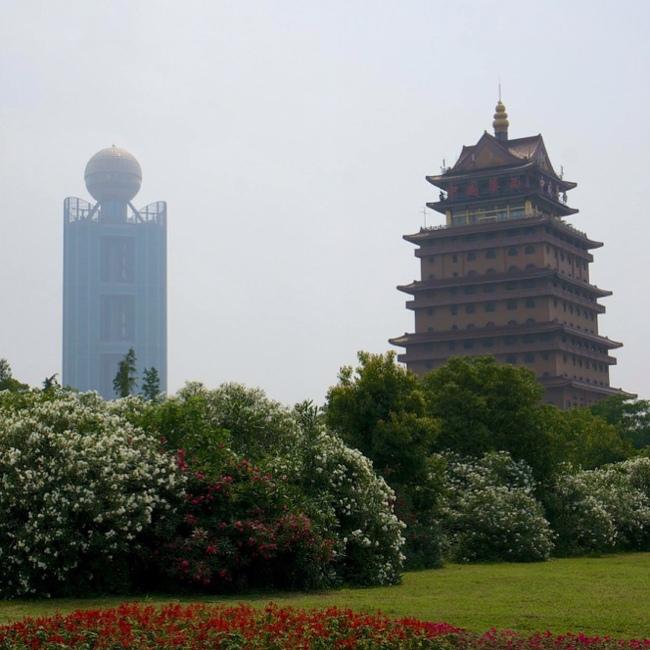 Деревня миллионеров в Китае