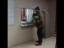 Рюмка водки на столе Алкаш в полиции