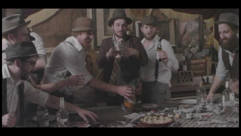 Whiskey Folk Ramblers Gambling Preacher and His Daughter Music Video