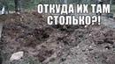КОПАЛИ ЭТО 6 ЧАСОВ В ЛЕСУ! ОТКУДА ИХ ТАМ СТОЛЬКО!? / Russian Digger