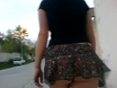 Под юбкой - Upskirt