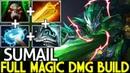 SumaiL Juggernaut Full Magic Damage Radiance Build Carry Gameplay 7 20 Dota 2
