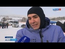 Рев моторов и снег столбом первый этап чемпионата России на сноубайках состоялся в Хвалынске