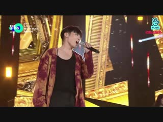 Wheesung - Heartsore Story + I Even Thought Of Marriage @ 2018 Soribada Best K-Music Awards 180830