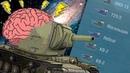 Как находить картонные танки на КВ-2? WoT Blitz