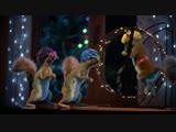 Новый год близко. Белки атакуют Первый канал. «Колесо»