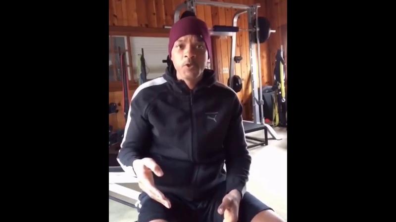 Мотивация от Уилла Смита №3 / Motivation from Will Smith (rus)