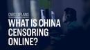 What is China censoring online? | CNBC Explains