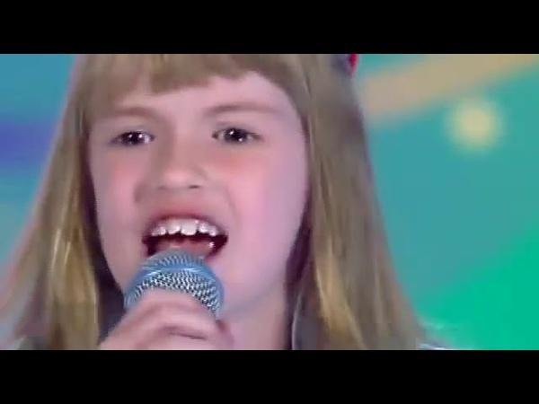 Tita Stoll COMPLETO SEM CORTES - I Want To Break Free - The Voice Kids Brasil 2019