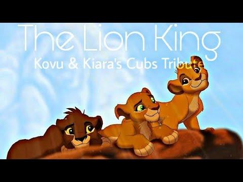 Kiara's cubs